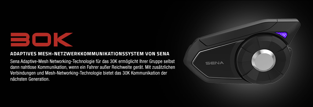 Sena 30K Adaptives Bluetooth Mesh-Netzwerk Kommunikationssystem