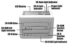 CD-Master E Front