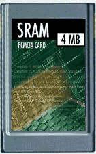 S-RAM Speicherkarte