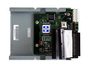 SCSIDE3.5W UltraWideSCSI auf IDE/UDMA Wandler
